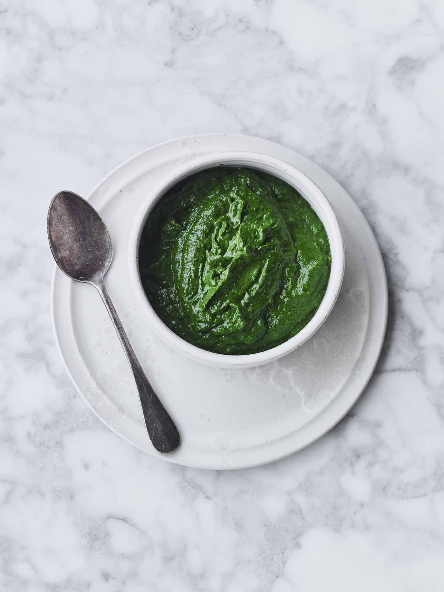 Nettle (or Spinach) Verde